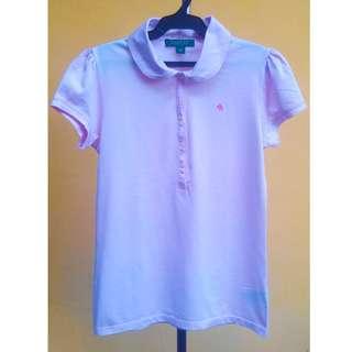 Pink Polo Shirt (SALE)
