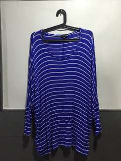 Authentic Cotton On Stripes Top