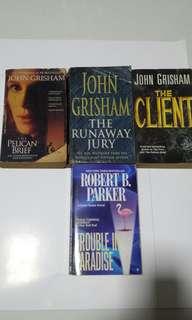 John grisham crime thriller murder suspense gripping detective action
