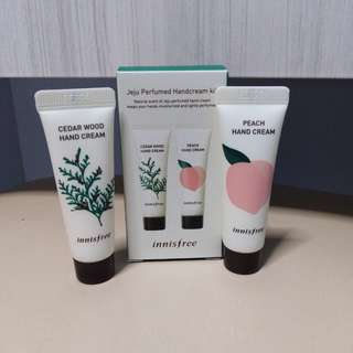 INNISFREE perfumed Hand cream