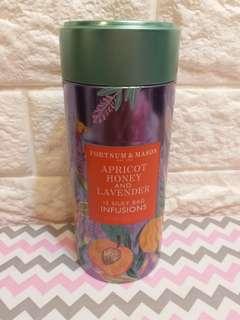 【全新】fortnum & mason Apricot honey and Lavender 15 silky bag INFUSIONS
