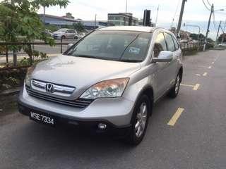Honda CRV 2009 - Sambung Bayar /Continue Loan