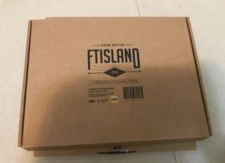 FTISLAND 2015 season greeting 年曆