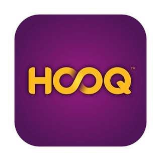 HOOQ 1 Month Premium VIP