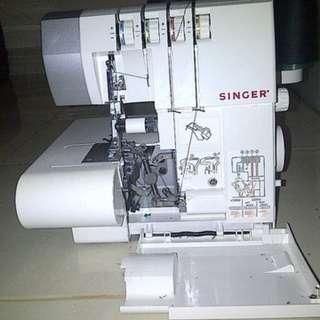 mesin obras singer 14sh754 bisa obras dan neci