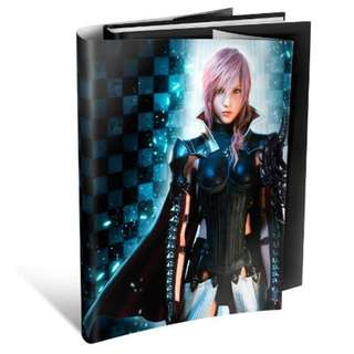 Final Fantasy XIII - Lightning Returns - Collector's Edition Guide Book