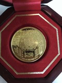 Zodiac Real Gold (999) Coin ❤️❤️❤️