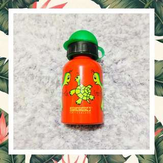 Sigg Switzerland Water Bottle with Nozzle for Kids
