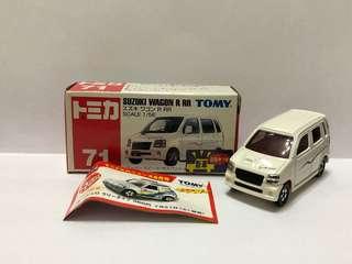 Tomy Tomica 71 Suzuki Wagon R RR