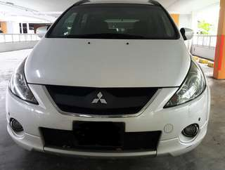 Mitsubishi Grandis 2.4A Keyless New version