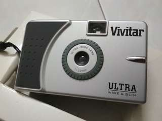 Camera Film Vivitar Ultra Wide & Slim