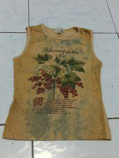 Ambiance tank top