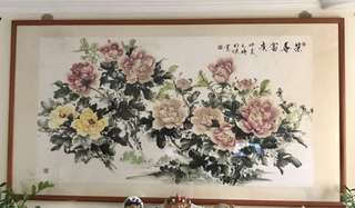 Fengshui Chinese Painting