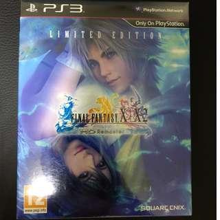 Final Fantasy X/X-2 Limited Edition