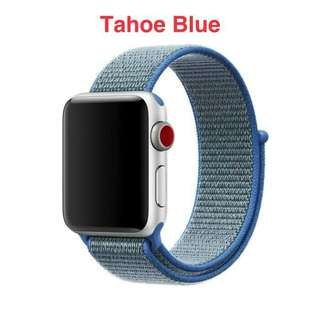 Strap Nylon Woven Loop iWatch Band for Apple Watch 38mm