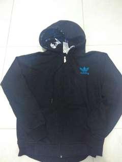 Jaket Zipper hoodie adidas