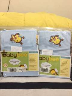 Infant bolster case Baby bee original