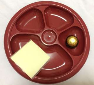 Baby/kids food tray (2units)