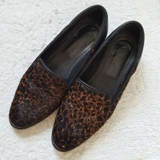 The Kooples Pony Hair Loafers