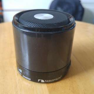 Nakamichi 迷你藍牙擴音機 Mini NBS2 Wireless Bluetooth Speaker