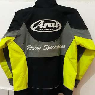 Original ARAI raincoat