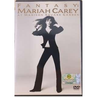 FANTASY : MARIAH CAREY AT MADISON SQUARE GARDEN