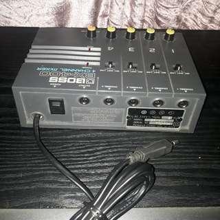 Boss (Japan ) Mixer BX-400