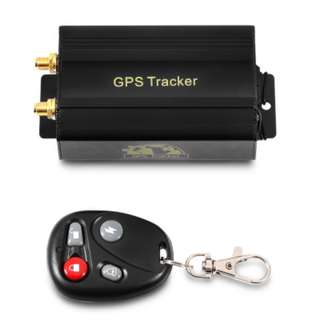 TK103B CAR GPS TRACKER REAL TIME TRACKING LOCATOR