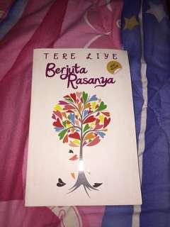 Novel Berjuta Rasanya
