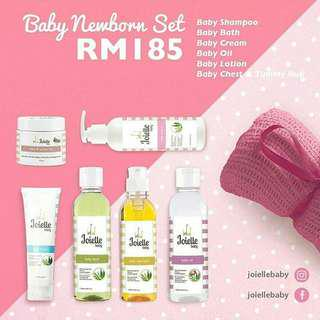 Joielle Newborn Set