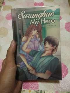 Saranghae My Hero Book!!
