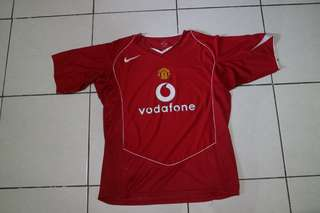 Jersey NIKE MANCHESTER UNITED 2004/2005 Home
