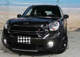 MINI COUNTRYMAN 1.6 COOPER S 2014