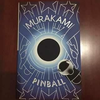 Haruki Murakami - Pinball and Hear The Wind Sing (Two Novels Edition) Imported Book