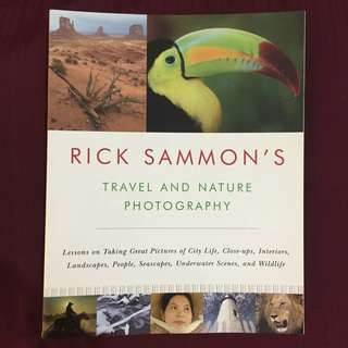 Rick Sammon's - Travel and Nature Photography