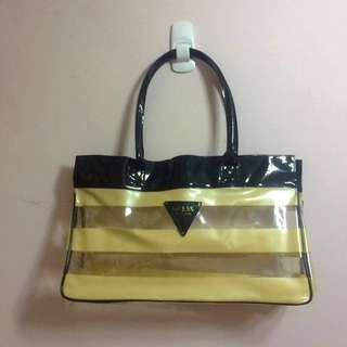 Authentic Guess Beach Beg