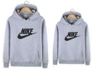 Nike Grey couple jackets 900 each