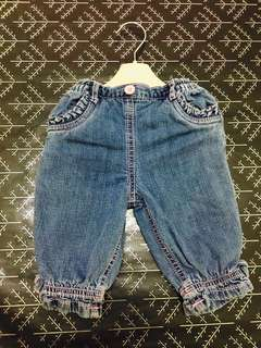 Next baby jeans
