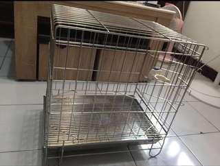 🚚 不銹鋼寵物籠