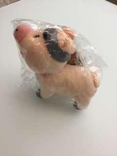 豬豬毛公仔