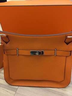 Hermes Jypsiere Purse 34