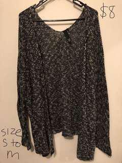 Factorie knit (size S-M)