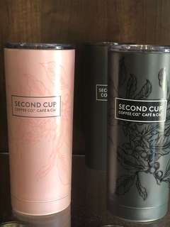 🚚 Second cup tumblr
