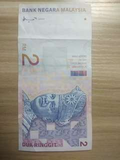 Old RM2 Notes For RM20k