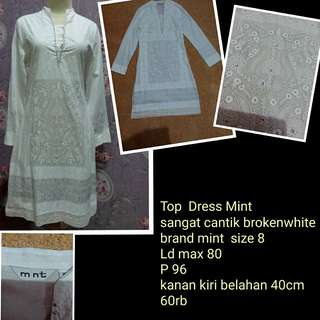 Top Dress Mint