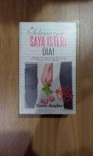 Malay novel saya isteri dia