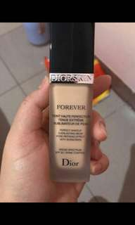 Dior diorskin forever perfect foundation spf35