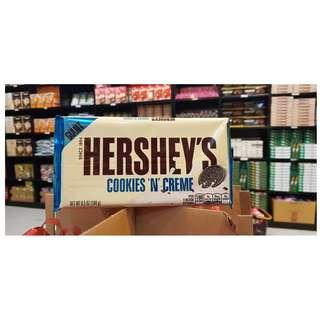 Giant Hershey's Chocolate