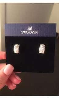 Retired Elena Swarovski earrings