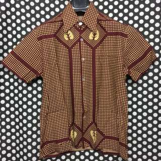 VINTAGE INSPIRED SS SHIRT